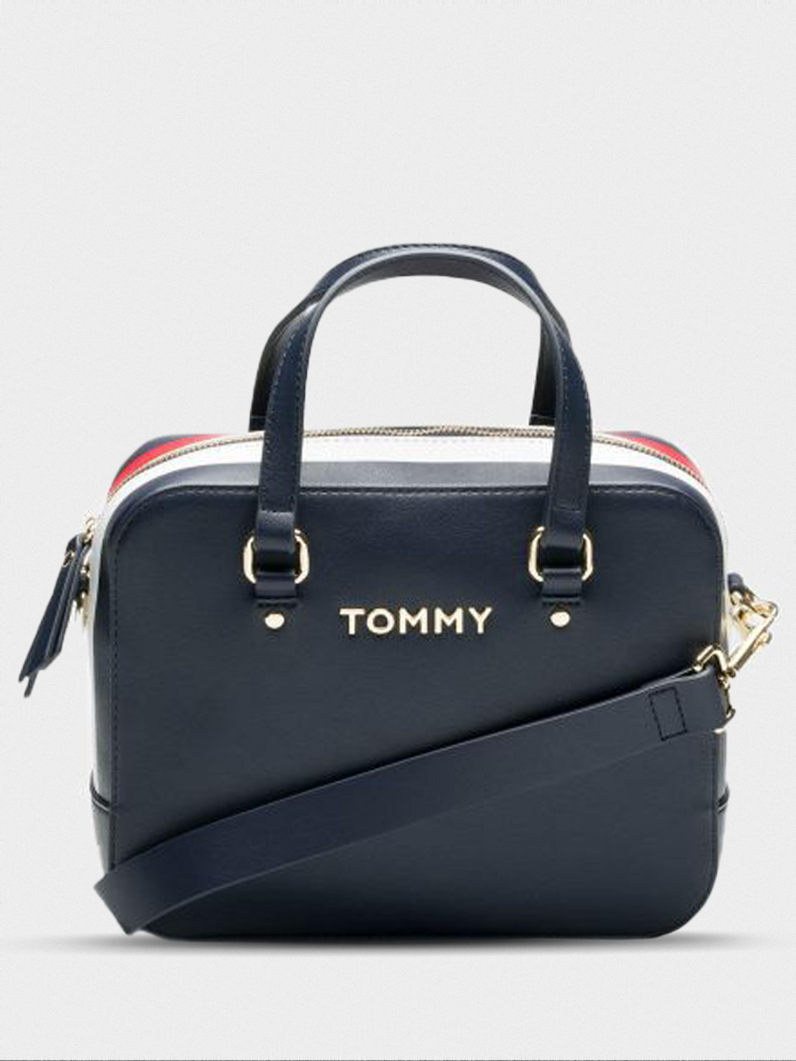 Купить Сумка модель TC1088, Tommy Hilfiger, Синий