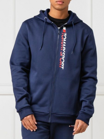 Кофта спортивна Tommy Hilfiger модель S20S200281-401 — фото - INTERTOP