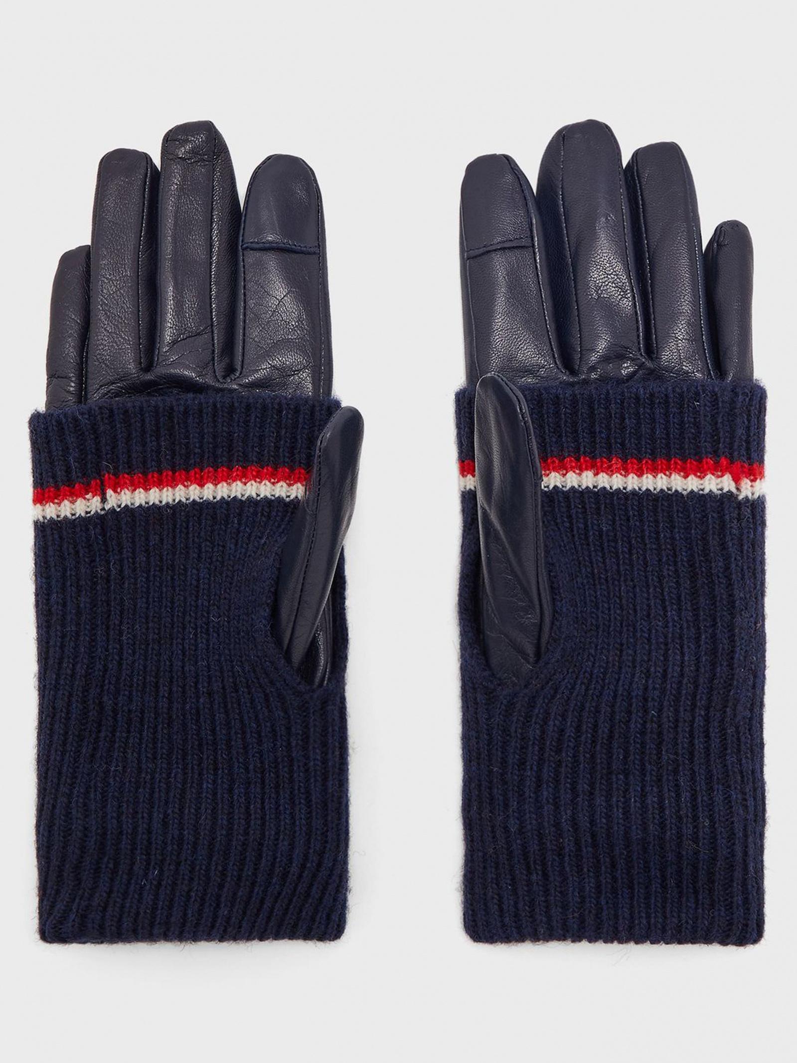 Перчатки женские Tommy Hilfiger модель TC1292 приобрести, 2017