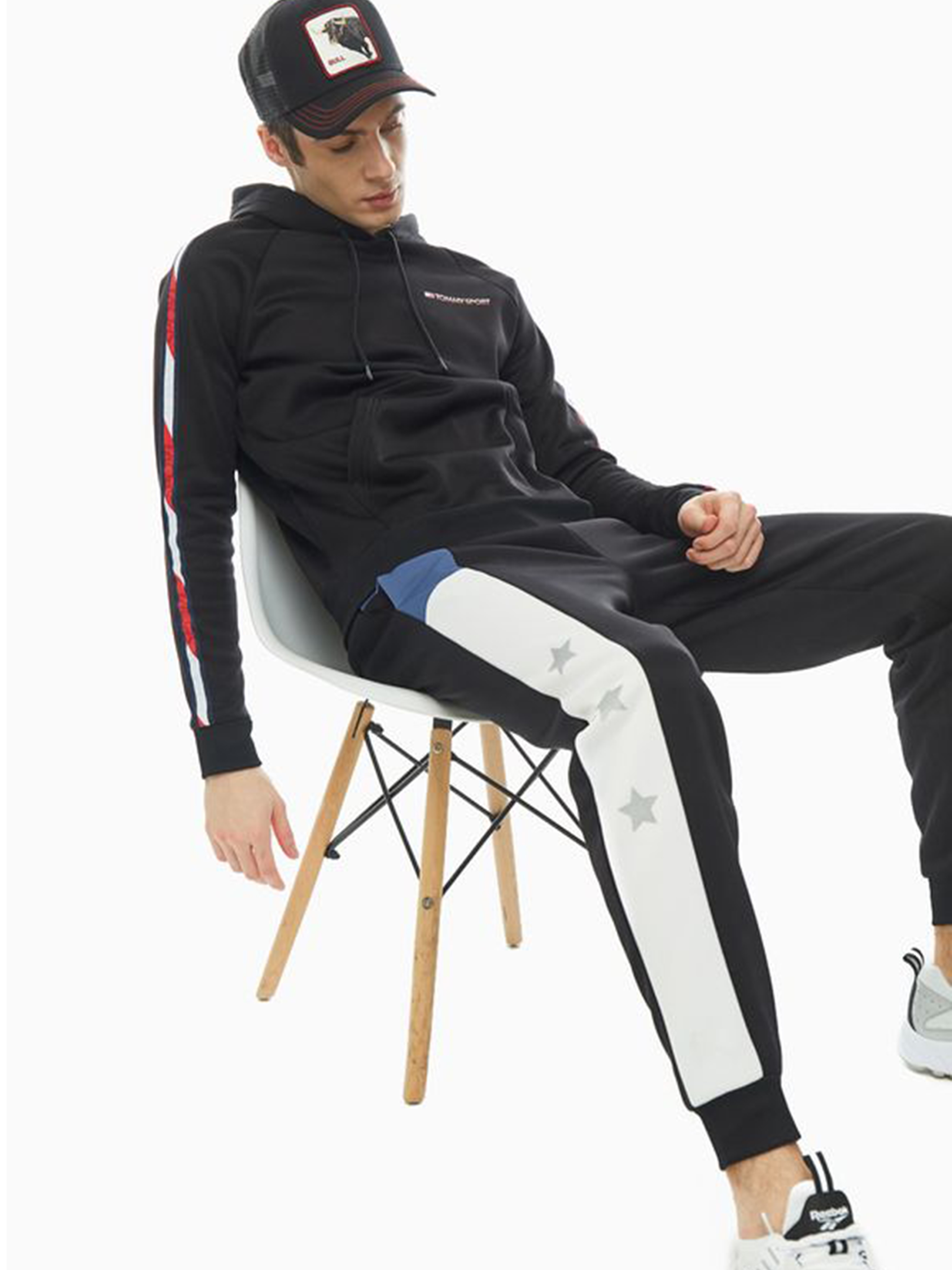Штаны спортивные мужские Tommy Hilfiger модель S20S200305-BEH