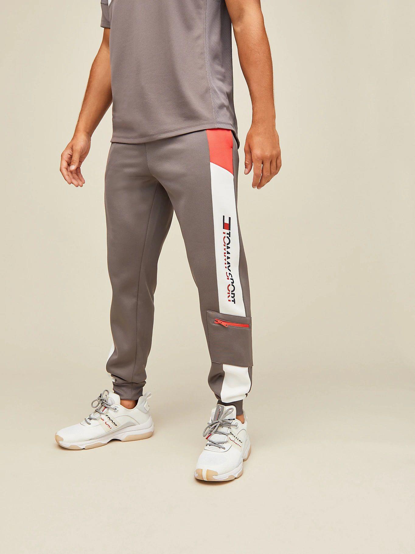 Штаны спортивные мужские Tommy Hilfiger модель S20S200305-PEM