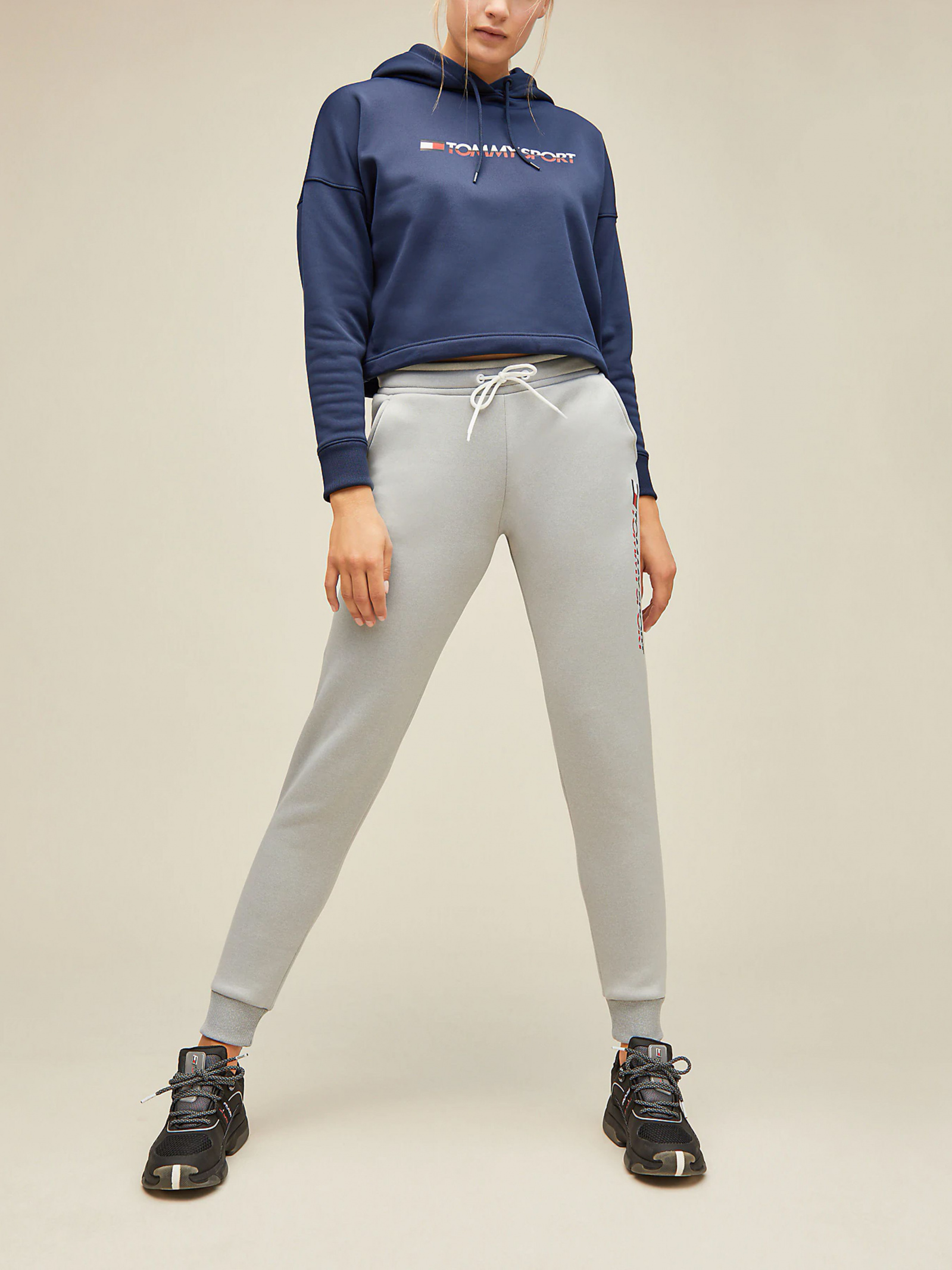 Штаны спортивные женские Tommy Hilfiger модель TC1338 купить, 2017