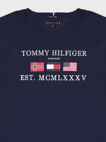 Футболка Tommy Hilfiger модель KB0KB05395-CBK — фото 3 - INTERTOP