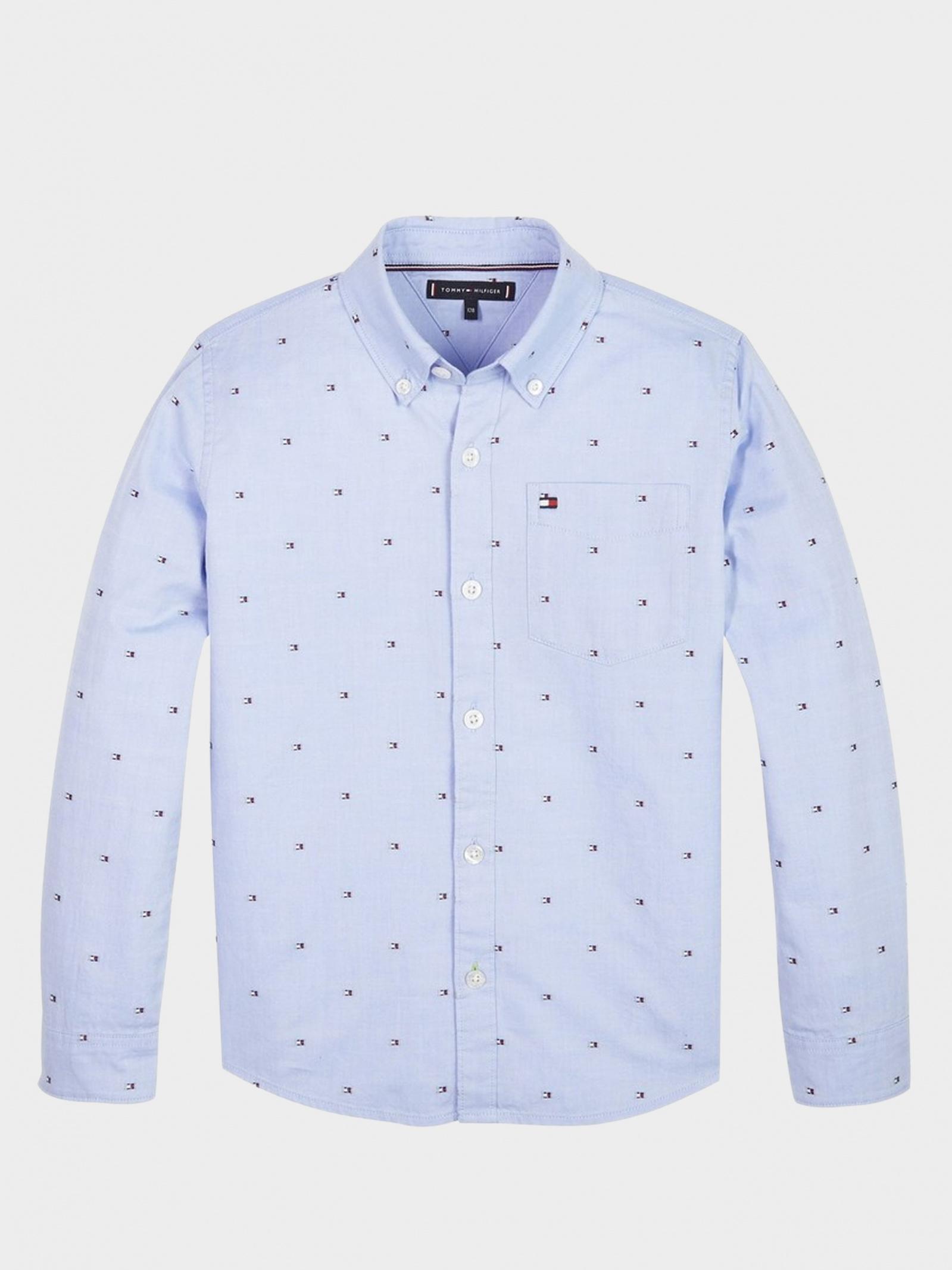 Рубашка детские Tommy Hilfiger модель TC1490 цена, 2017