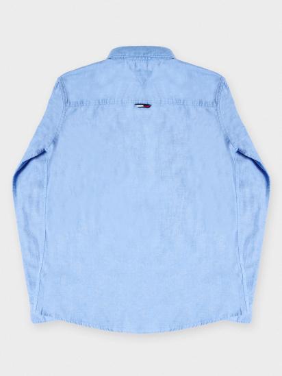 Сорочка з довгим рукавом Tommy Hilfiger модель KB0KB05414-CI6 — фото 2 - INTERTOP