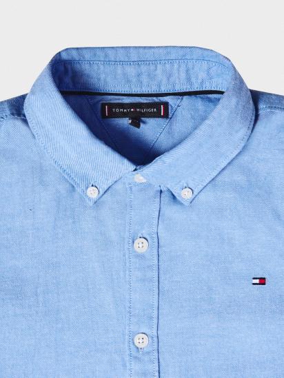 Сорочка з довгим рукавом Tommy Hilfiger модель KB0KB05414-CI6 — фото 3 - INTERTOP