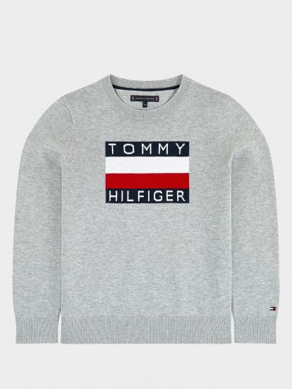 Пуловер Tommy Hilfiger модель KB0KB05447-P01 — фото - INTERTOP