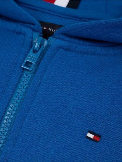 Кофта спортивна Tommy Hilfiger модель KB0KB05476-CGD — фото 4 - INTERTOP