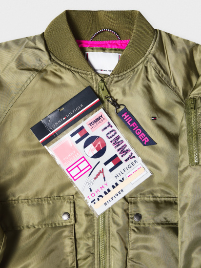 Куртка Tommy Hilfiger модель KG0KG04913-MRV — фото 3 - INTERTOP