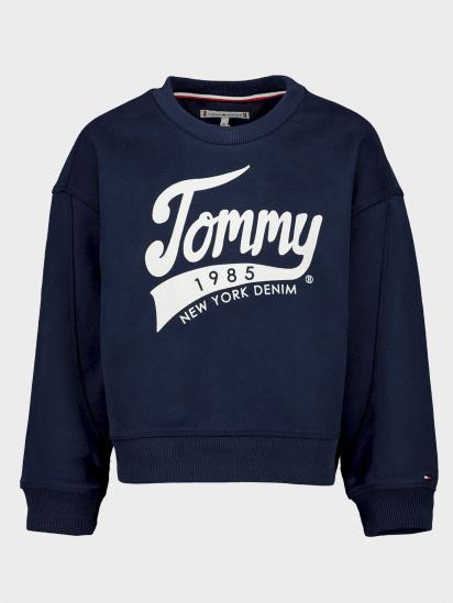 Пуловер Tommy Hilfiger модель KG0KG04955-CBK — фото - INTERTOP