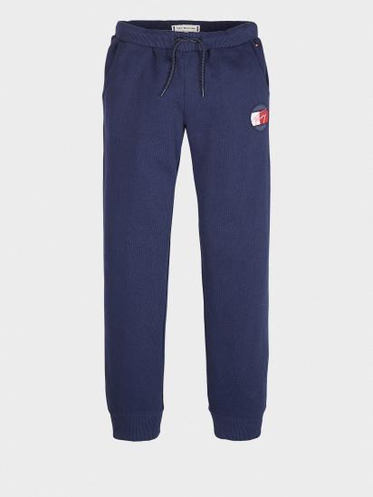 Спортивні штани Tommy Hilfiger модель KG0KG04965-CBK — фото - INTERTOP