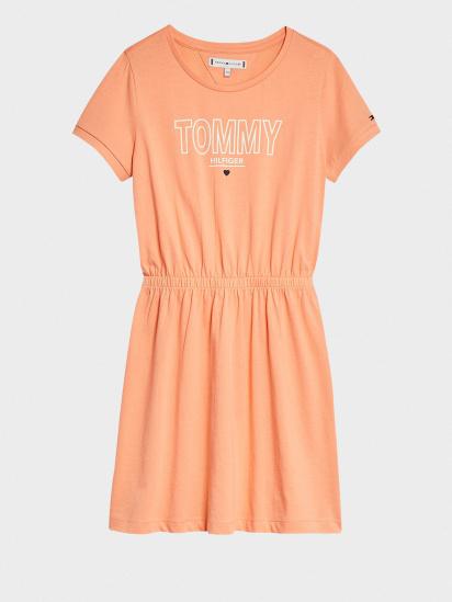 Сукня Tommy Hilfiger модель KG0KG05158-SC1 — фото - INTERTOP