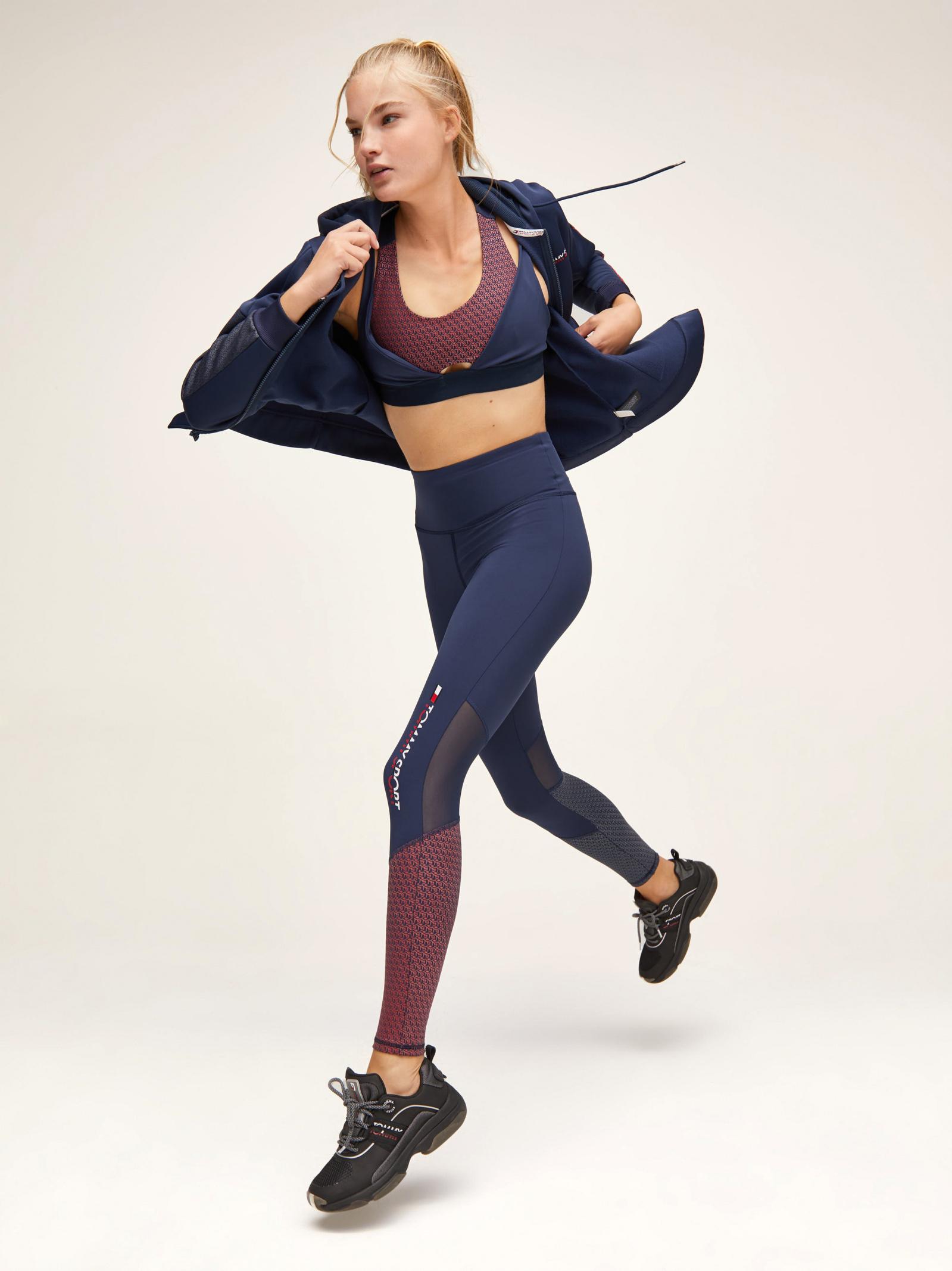 Легинсы женские Tommy Hilfiger модель TC1539 , 2017