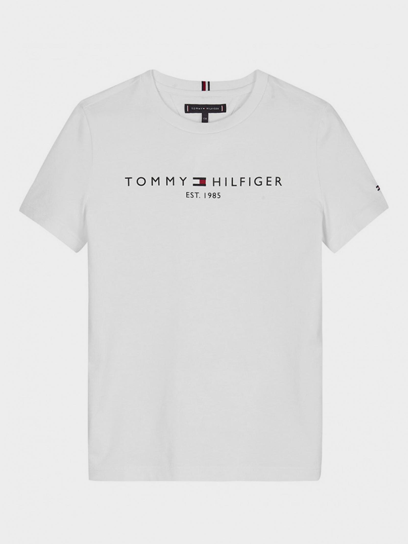 Tommy Hilfiger Футболка дитячі модель KB0KB05627-YBR придбати, 2017