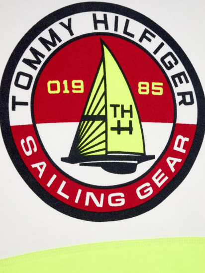 Худі Tommy Hilfiger модель KB0KB05676-YBR — фото 3 - INTERTOP