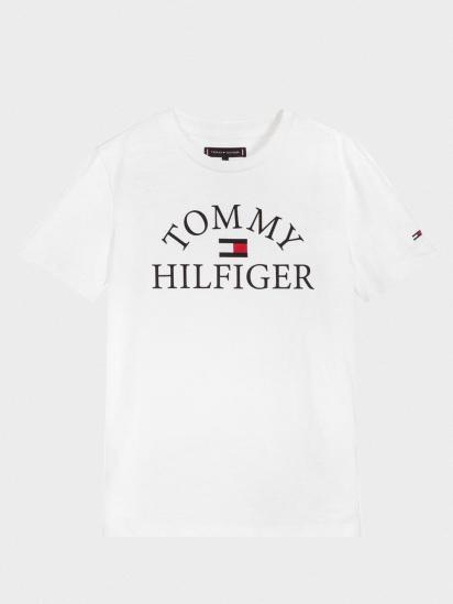 Футболка Tommy Hilfiger модель KB0KB05619-YBR — фото - INTERTOP