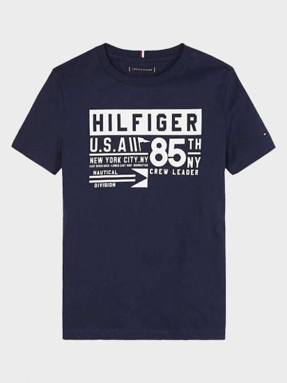 Футболка Tommy Hilfiger модель KB0KB05624-C87 — фото - INTERTOP