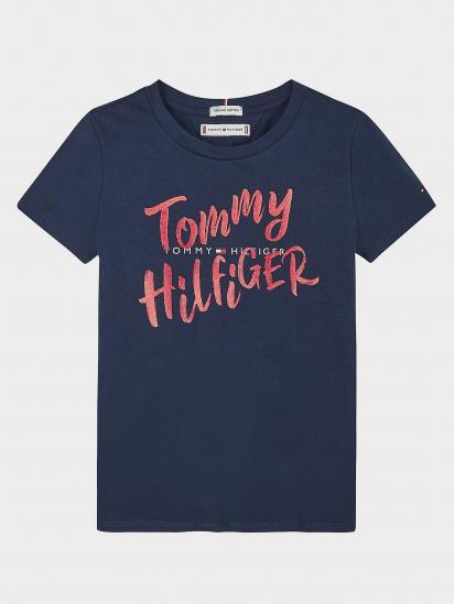 Футболка Tommy Hilfiger модель KG0KG05030-C87 — фото - INTERTOP