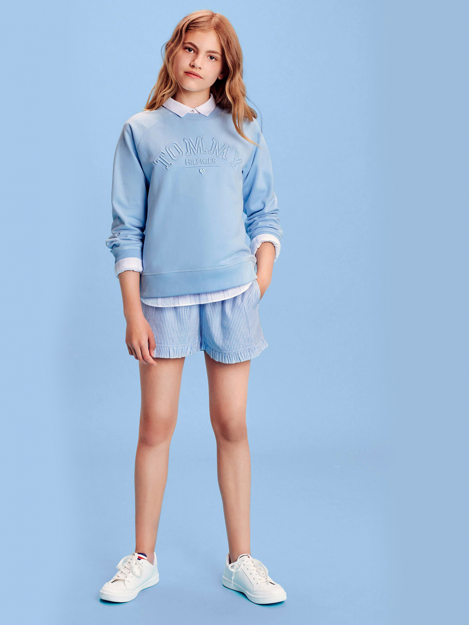 Tommy Hilfiger Кофти та светри дитячі модель KG0KG05167-C1S ціна, 2017