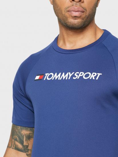 Футболка Tommy Hilfiger модель S20S200357-C7H — фото 4 - INTERTOP