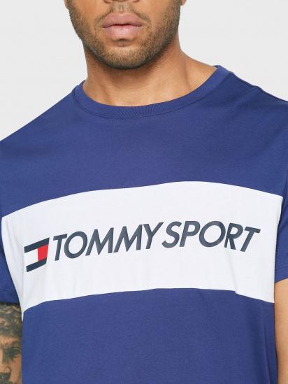 Футболка Tommy Hilfiger модель S20S200375-C7H — фото 4 - INTERTOP