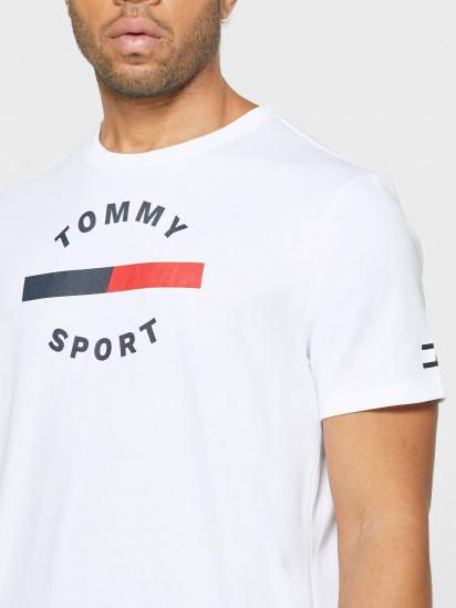 Футболка Tommy Hilfiger модель S20S200451-YBR — фото 4 - INTERTOP