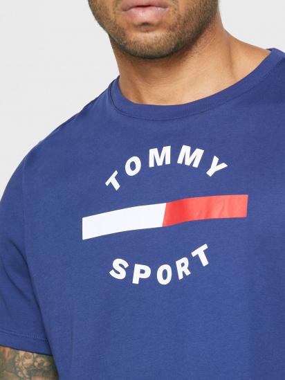 Футболка Tommy Hilfiger модель S20S200451-C7H — фото 4 - INTERTOP