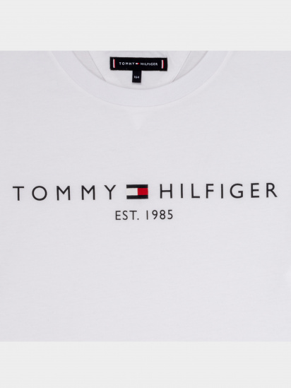 Футболка Tommy Hilfiger ESSENTIAL модель KB0KB05844-YBR — фото 3 - INTERTOP