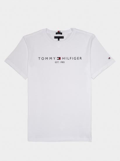 Футболка Tommy Hilfiger ESSENTIAL модель KB0KB05844-YBR — фото - INTERTOP