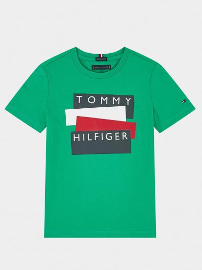 Футболка Tommy Hilfiger модель KB0KB05849-L3V — фото - INTERTOP