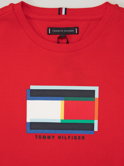 Футболка Tommy Hilfiger модель KB0KB05853-XNL — фото 3 - INTERTOP