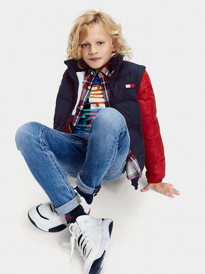 Легка куртка Tommy Hilfiger модель KB0KB05885-C87 — фото - INTERTOP
