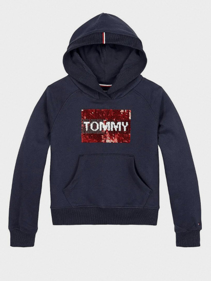 Худі Tommy Hilfiger модель KG0KG05219-C87 — фото - INTERTOP