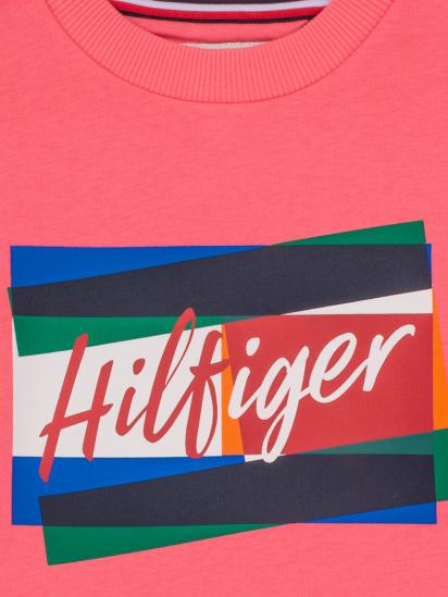 Світшот Tommy Hilfiger модель KG0KG05220-TIK — фото 3 - INTERTOP