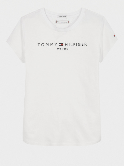 Футболка Tommy Hilfiger модель KG0KG05242-YBR — фото - INTERTOP