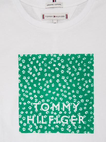 Футболка Tommy Hilfiger модель KG0KG05248-YBR — фото 3 - INTERTOP