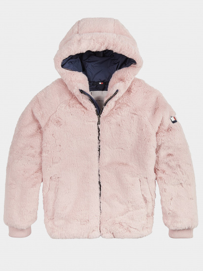 Зимова куртка Tommy Hilfiger модель KG0KG05389-TOJ — фото - INTERTOP