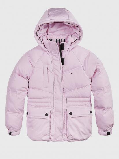 Зимова куртка Tommy Hilfiger модель KG0KG05400-TOJ — фото - INTERTOP