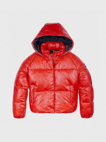 Зимова куртка Tommy Hilfiger модель KG0KG05265-XNL — фото - INTERTOP