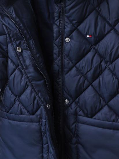 Пальто Tommy Hilfiger модель KG0KG05326-C87 — фото 4 - INTERTOP