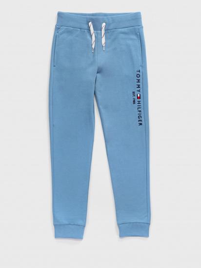 Спортивні штани Tommy Hilfiger модель KB0KB05864-CZD — фото - INTERTOP