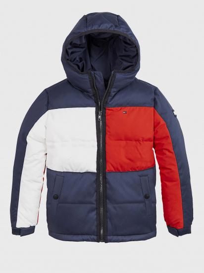 Зимова куртка Tommy Hilfiger модель KB0KB05990-C87 — фото - INTERTOP
