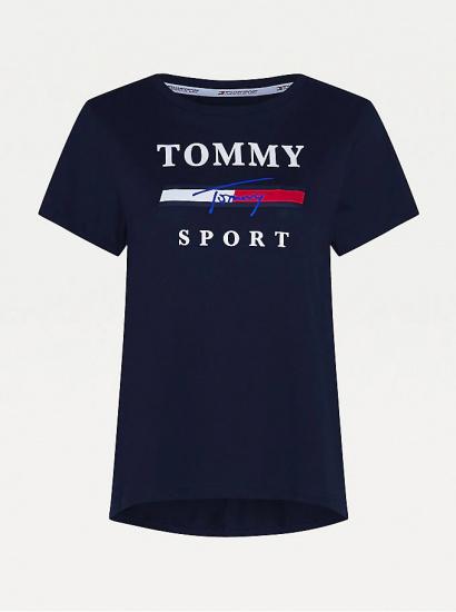 Футболка Tommy Hilfiger модель S10S100694-DW5 — фото 4 - INTERTOP