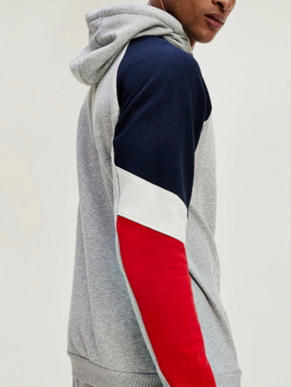 Худі Tommy Hilfiger BLOCKED FLEECE HOODIE модель S20S200548-P6S — фото 2 - INTERTOP