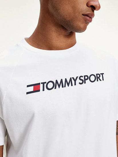 Футболка Tommy Hilfiger модель S20S200551-YBR — фото 3 - INTERTOP