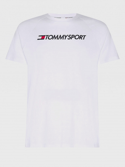 Футболка Tommy Hilfiger модель S20S200551-YBR — фото 4 - INTERTOP