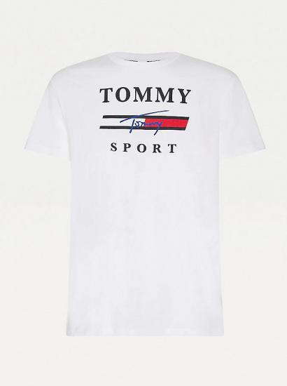 Футболка Tommy Hilfiger модель S20S200586-YBR — фото 4 - INTERTOP