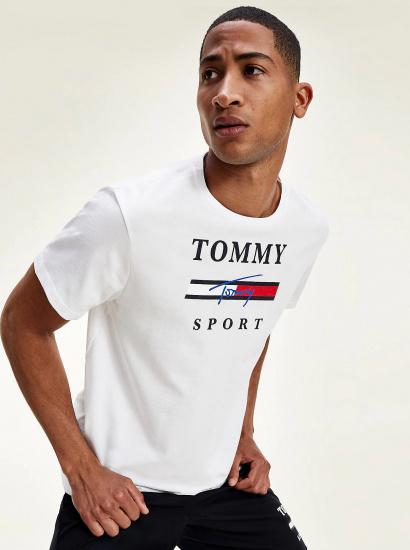 Футболка Tommy Hilfiger модель S20S200586-YBR — фото - INTERTOP