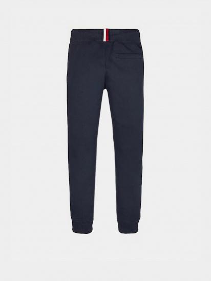 Спортивні штани Tommy Hilfiger модель KB0KB05753-C87 — фото 2 - INTERTOP