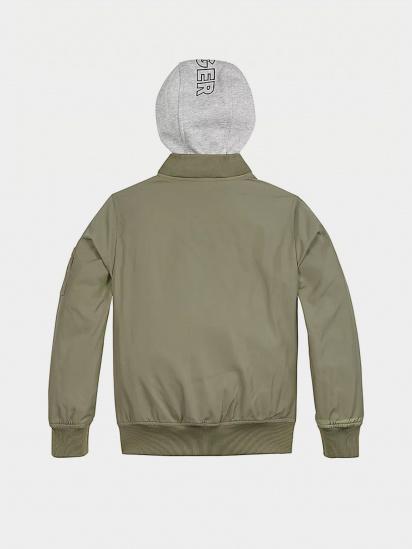 Куртка Tommy Hilfiger модель KB0KB06449-PMO — фото 2 - INTERTOP